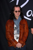 Geddy Lee of RUSH — Stock Photo