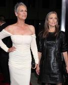 Jamie Lee Curtis, Kelly Curtis — Stock Photo