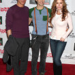 Christian LeBlanc, Max Ehrich, Tracey Bregman — Stock Photo