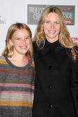 Samantha Martin, Lauralee Bell — Stock Photo