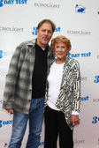 Collin Bernsen, Jeanne Cooper — Stock Photo