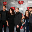 Stock Photo: Lady Antebellum and spouses-dates