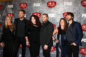 Lady Antebellum and spouses-dates — Stock Photo
