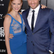 Stock Photo: JessicChastain, Edgar Ramirez