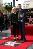 Deborra-Lee Furness, Hugh Jackman — Stock Photo