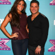 Sammi &amp;#039;Sweetheart&amp;#039; Giancola, Ronnie Ortiz-Magro - Stock Photo