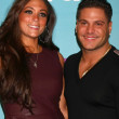 Sammi 'Sweetheart' Giancola, Ronnie Ortiz-Magro — Stock Photo #17635691
