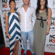 Lesley-Ann Brandt, Daniel Feuerriegel, Katrina Law — Stock Photo