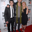 Freddie Smith, Blake Berris, Kate Mansi — Stock Photo #18147097