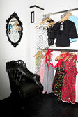 Pinup Girl Boutique, atmosphere — Stock Photo