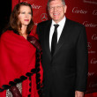 Leslie Zemeckis, Robert Zemeckis - Stock Photo
