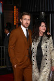 Ryan Gosling, Donna Gosling — Stock Photo
