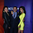 Asa Soltan Rahmati, Reza Farahan, Lilly Ghalichi — Stock Photo