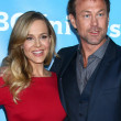 Julie Benz, Grant Bowler — Stock Photo #18487145