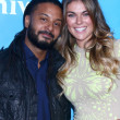 Brandon Jay McLaren, Serinda Swan - Stock Photo