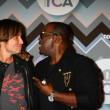 Stock Photo: Keith Urban, Randy Jackson