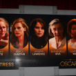 Foto Stock: Actress Nominations