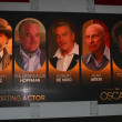 Foto Stock: Supporting Actor Nominations
