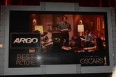 Picture Nomination - Argo — Stock Photo