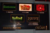 Candidature del lungometraggio d'animazione — Foto Stock