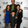 Eden Sher, Neil Flynn, Patricia Heaton, Atticus Shaffer — Stock Photo