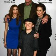 Eden Sher, Neil Flynn, Patricia Heaton, Atticus Shaffer - Stock Photo