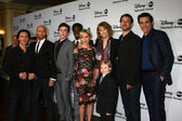 Clifton Collins Jr, Luke Goss, Sterling Beaumon, Edi Gathegi, Radha Mitchell, Melissa Rosenberg, Wil Traval, Goran Visnjic — Stock Photo