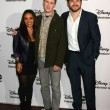 Danielle Nicolet, Johnny Pemberton, Kyle Bornheimer — Stock Photo #18630011
