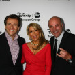 Robert Herjavec, Lori Grenier, Kevin O'Leary — Stock Photo #18630833
