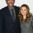 Brad Garrett, Sarah Chalke — Stock Photo #18631779