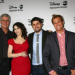 Anthony Bourdain, NigellLawson, Ludo Lefebvre, BriMalarkey — Stock Photo #18631919