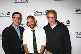 Joshua Malina, Guillermo Diaz, Jeff Perry — Stock Photo