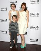 Katilyn Dever, Flynn Morrison, Amanda Fuller — Stock Photo