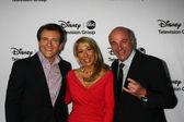 Robert Herjavec, Lori Grenier, Kevin O'Leary — Stock Photo