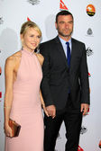 Naomi Watts, Liev Schreiber — Stock Photo