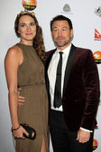 Kate Buckwald, Grant Bowler. — Stock Photo