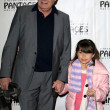 John McCook, granddaughter Charli — Stockfoto #18919079