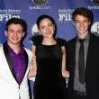Stock Photo: Aviad Bernstein, Haley Ramm, Colin Ford