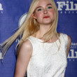Stock Photo: Elle Fanning