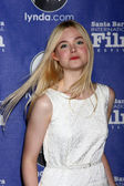 Elle Fanning — Stock Photo
