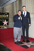 Guillermo Rodriguez, Jimmy Kimmel — Stock Photo