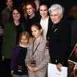 Marlene Willis with granddaughters Hayley Willis, Sienna Willis, Tallulah Belle Willis, Rumer Willis - Stock Photo