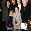 Marlene Willis with granddaughters Hayley Willis, Sienna Willis, Tallulah Belle Willis, Rumer Willis - Foto Stock