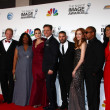 Stock Photo: Scandal Cast and ShondRhimes