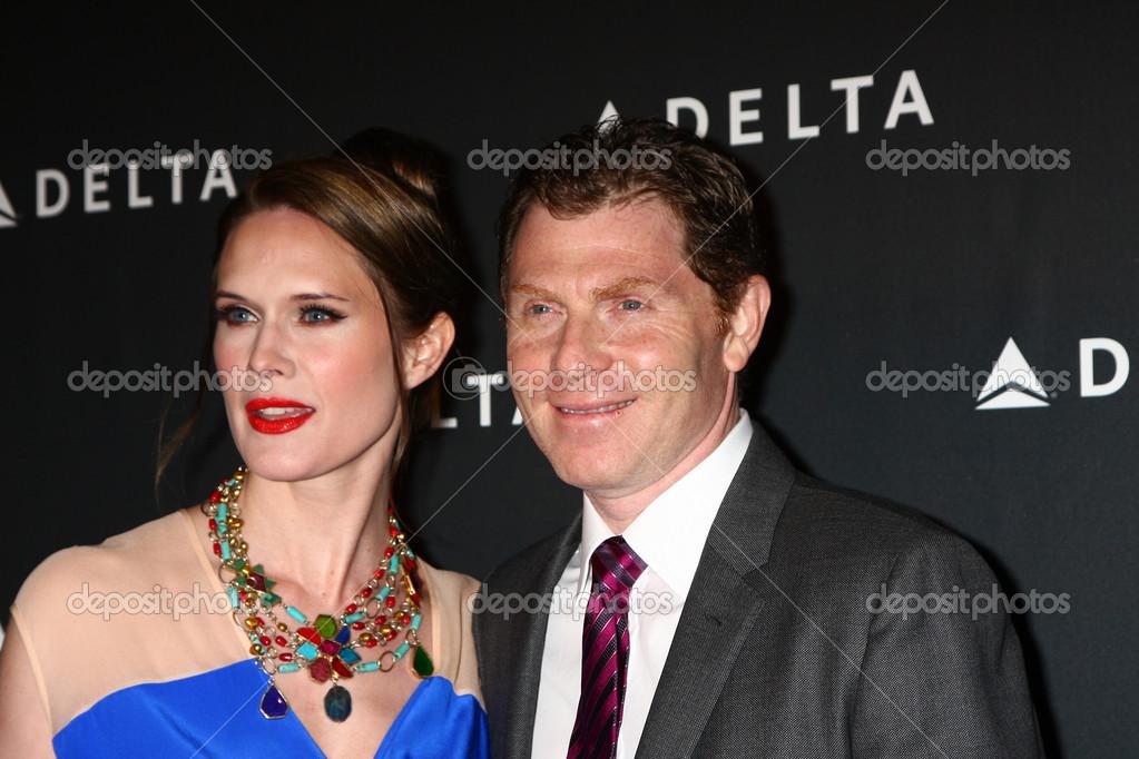 Stephanie March And Bobby Flay 2013