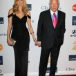 Ricki Lander, Robert Kraft - Stock Photo
