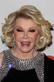 Joan Rivers — Foto de Stock