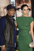 Genesis Rodriguez, T.I., aka Clifford Joseph Harris Jr. — Stock Photo