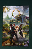 Oz The Great and Powerful Poster — Stock Photo