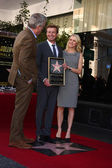 Bruno Heller, Simon Baker, Naomi Watts — Photo